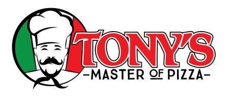 Tony's Master Of Pizza